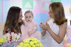 Rafaella e Bianca Asfor e Tereza Ximenes