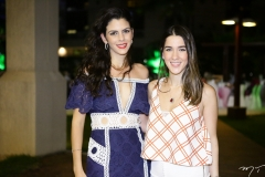 Renata Asfor e Sara Brasil