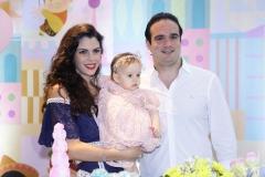 Renata, Bianca e Lucas Asfor