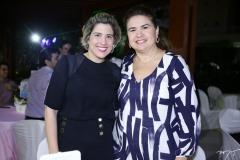 Roberta Ponte e Ana Maísa Santos