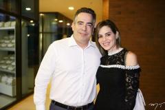 Rocha Neto e Sandra Rocha