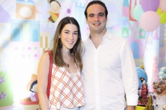 Sara Brasil e Lucas Asfor