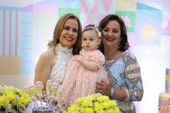 Tereza Ximenes, Bianca Asfor e Jeruza Lima