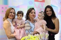 Tereza Ximenes, Luísa Becco, Jeruza Lima, Bianca Asfor e Priscila Becco