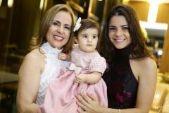 Tereza Ximenes, Luísa e Priscila Becco