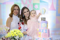 Tereza Ximenes, Rafaella e Bianca Asfor