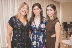 Thaissa Sanches, Roberta Torres e Manuela Torres