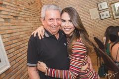 Abner Peixoto e Rebeca Rios