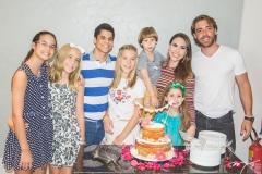 Aniversário de Rebeca Rios