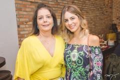 Cláudia e Bia Gradvohl