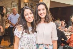 Larissa Pacheco e Sarah Pianowski