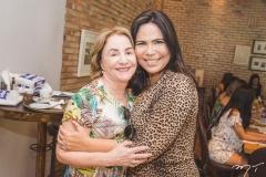 Lúcia Montenegro e Andrea Rios