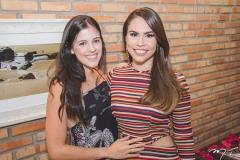 Nayana Azevedo e Rebeca Rios