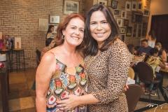 Norma Câmara e Andrea Rios