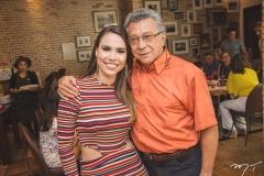 Rebeca Rios e Alberto Alencar