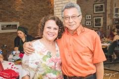 Sônia de Alencar e Alberto Alencar