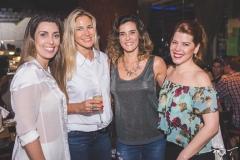 Adriana Cavalcante, Camilla Koudriaev, Papola Porro e Marciany Holanda