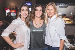 Adriana Cavalcante, Papola Porro e Camilla Koudriaev