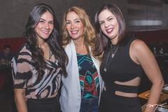 Mirela Collier, Daniele Holanda e Renata Teixeira