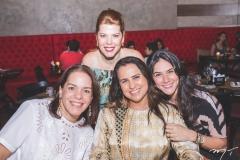 Raquel Serejo, Marciany Holanda, Elaine Ricarte e Mirela Collier