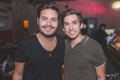 Vinicius Machado e Bruno Parente