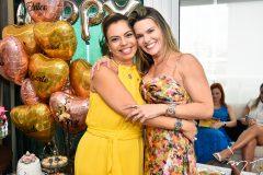 Ednice Bezerra e Pauliane Campos