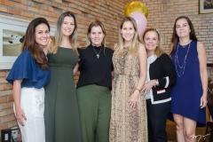 Claudiana Loureiro, Lurdinha Brasil, Adriana Loureiro, Paula Rolim, Lucilia Loureiro e Izabela Brasil (2)
