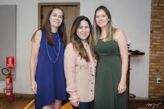 Izabel Brasil, Carol Yamazaki e Lurdinha Brasil (1)