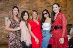 Mariana Pimenta, Carol Yamazaki, Vanessa Queirós, Isabele Temoteo e Giuliana Botelho (2)