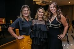 Clarisse Mota,Adriana Bezerra e Joyce Gomes