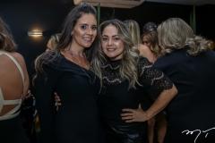 Deborah Ribeiro e Karina Mota