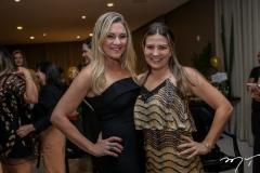 Lorena Albuquerque e Cecilia Mota