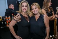 Monique Mota e Karina Parente