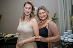 Rachel Siqueira e Karina Bezerra