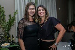Rita Maranhão e Renata Holanda