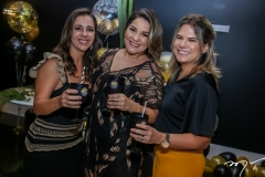 Ticiana, Adriana e Clarisse Mota