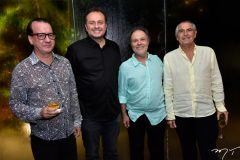 Cláudio-Cabral-Adriano-Nogueira-José-Carlos-Pontes-e-Alfredo-Gurjão
