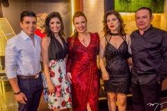 Edmar Feitosa Neto, Camille Bezerra, Aline Félix Barroso, Rilca E Max Bezerra