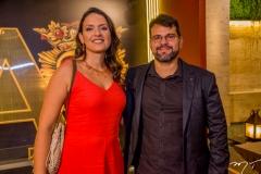 Liliane Pereira E Rafael Montenegro