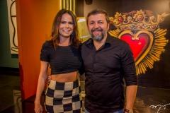 Luciana Souza E Élcio Batista