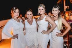 Ana Paula Jereissati, Socorro Meideiros, Patricia Jereissati e Grazi Nogueira