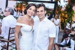 Carol Lemos e Bebeto Martins