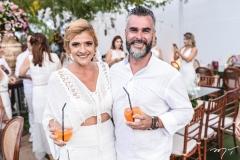 Debora Vezzar e Rafael Zipper