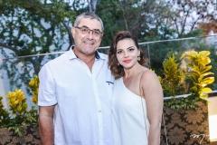 Jose e Luciane Silvestre