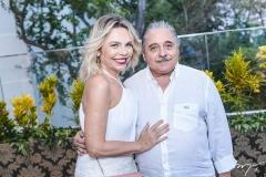 Lilian Porto e Armando Aguiar