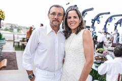 Lucidio e Andréa Queiroz