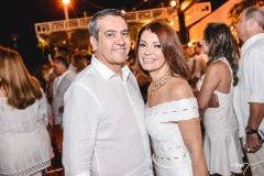 Luis Eduardo Morães e Suzane Farias