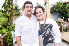 Márcio Sobral e Ana Paula Rezende