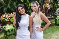 Mileide Mihaile e Grazi Nogueira