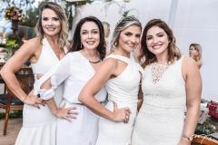 Rita Rios, Susana Pires, Edneide Pinheiro e Fabiana Barreira